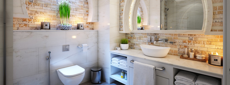 Professional Bathroom Home Cleaning