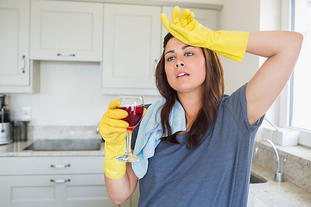 Home Cleaning Yourself Professional