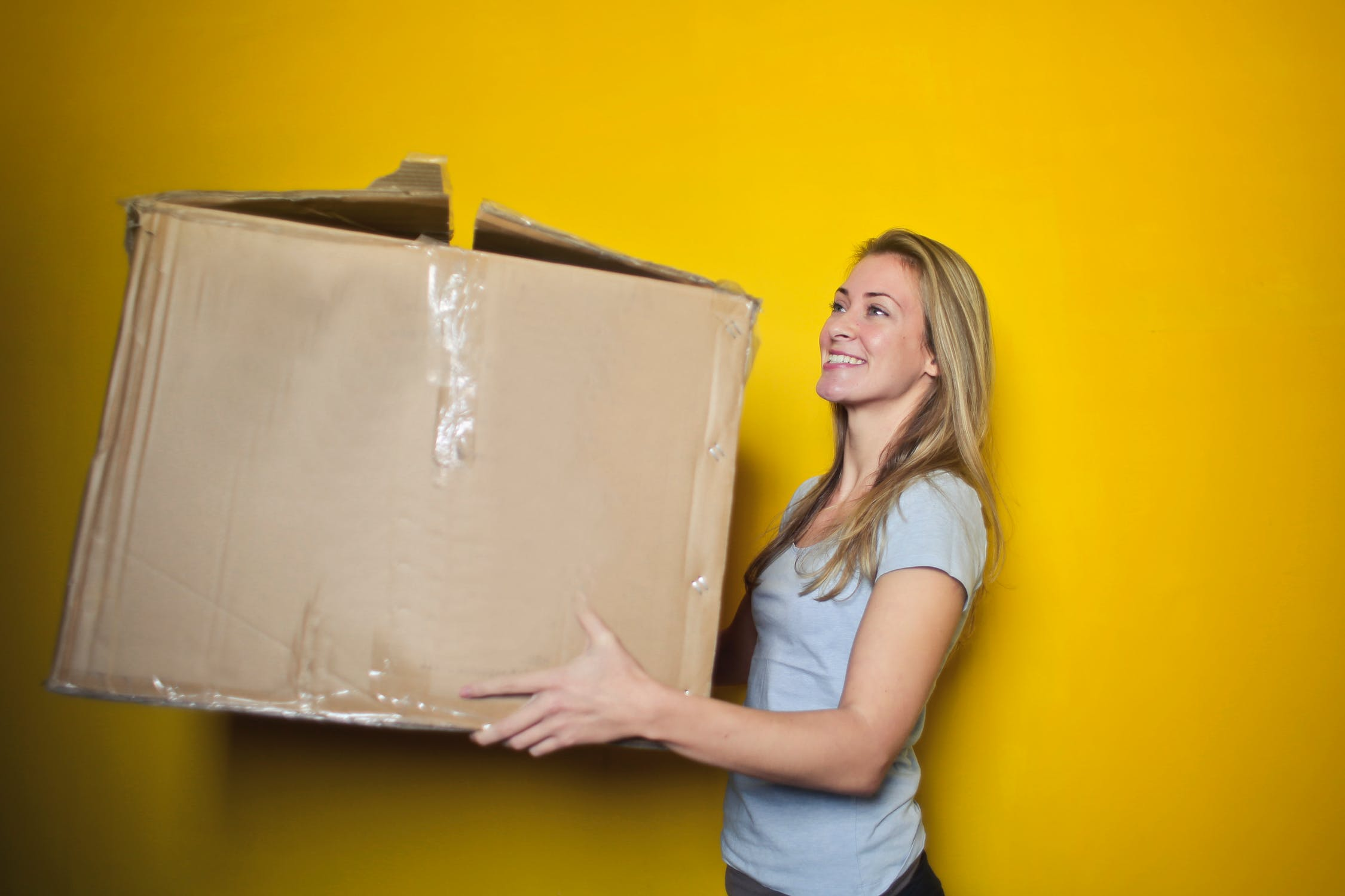How to Eliminate Stress When Moving House